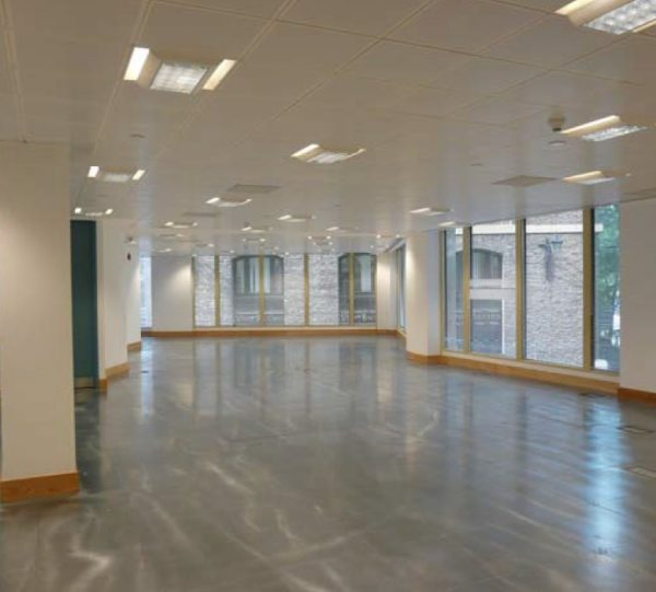 winding workspace near London Bridge tube station